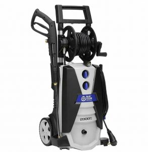AR Blue Clean ar390ss electric pressure washer, top 10 best pressure washers, how to choose a pressure washer, best electric pressure washer