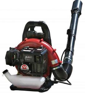 maruyama bl85-t backpack leaf blower, how to choose a backpack leaf blower, backpack leaf blower