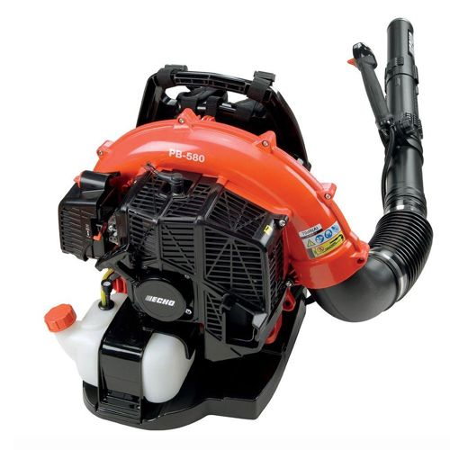 Echo PB-580T backpack leaf blower, best backpack leaf blower