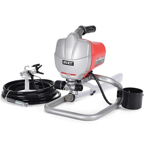 goplus airless paint sprayer, how to choose a paint sprayer, top 10 best airless paint sprayer