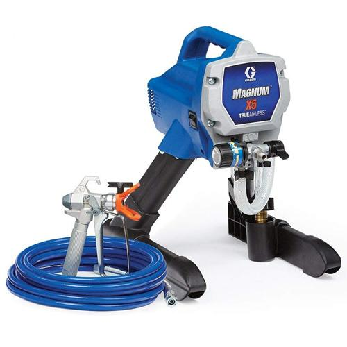 graco magnum x5 airless paint sprayer, top 10 best airless paint sprayer