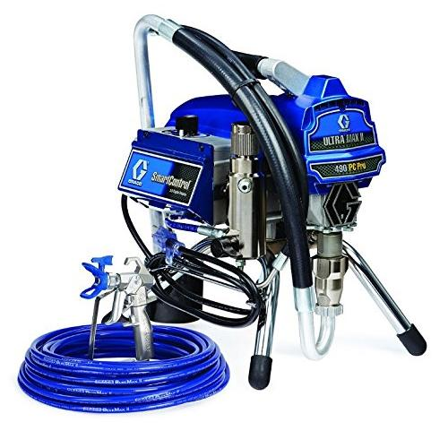 graco ultra max ii 490 pc pro airless paint sprayer. best airless paint sprayer, how to choose a paint sprayer
