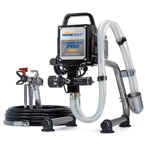 homeright power flo pro airless paint sprayer, how to choose a paint sprayer