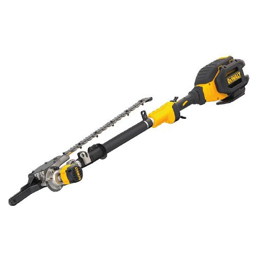 dewalt dcht895m1 telescopic hedge trimmer, best telescopic hedge trimmer, pole hedge trimmer, cordless pole hedge trimmer