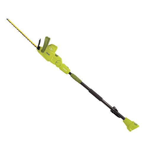 sun joe sjh904e telescopic pole hedge trimmer, best telescopic pole hedge trimmer,